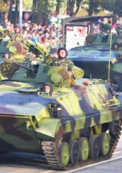 Одјекиваће бат 3.500 војника
